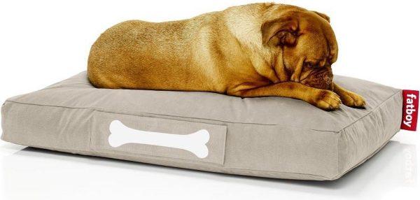 Fatboy Doggielounge Stonewashed Groot Hondenkussen Zand