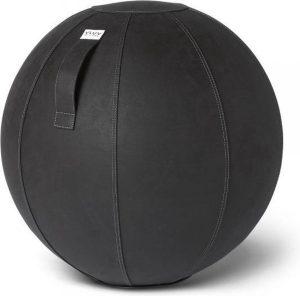 VLUV VEGA - Zitbal - Zwart - Ø 65cm