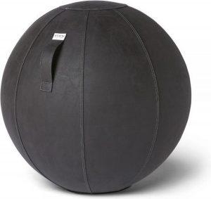 VLUV VEGA - Zitbal - Zwart - Ø 75cm